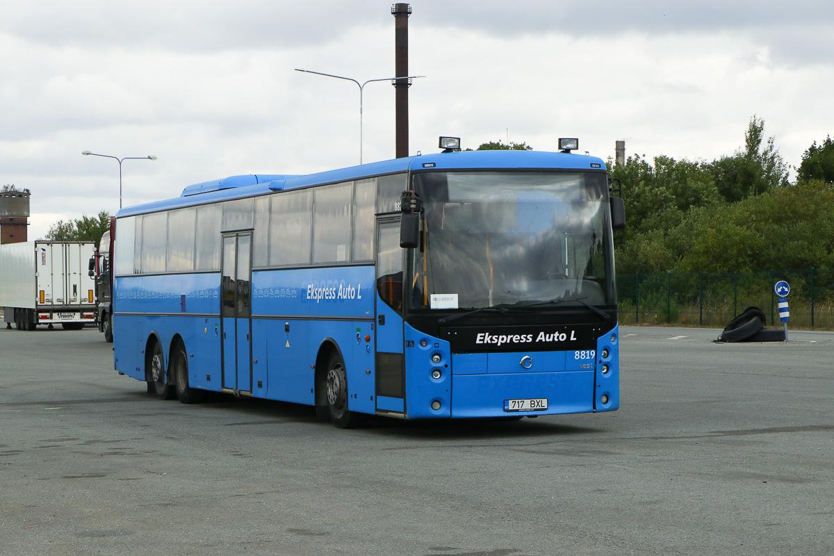 Kohtla-Järve, Vest Horisont № 717 BXL