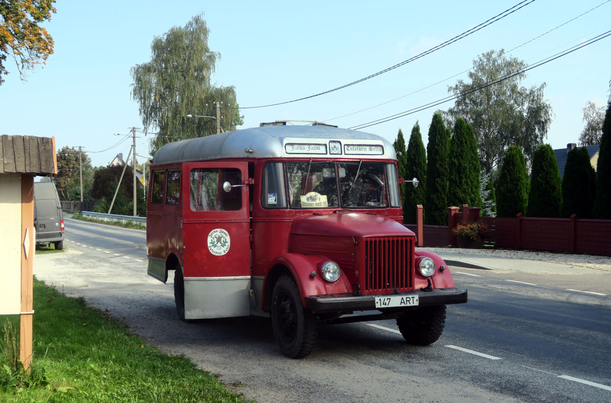 Paide, КАвЗ-651A № 018
