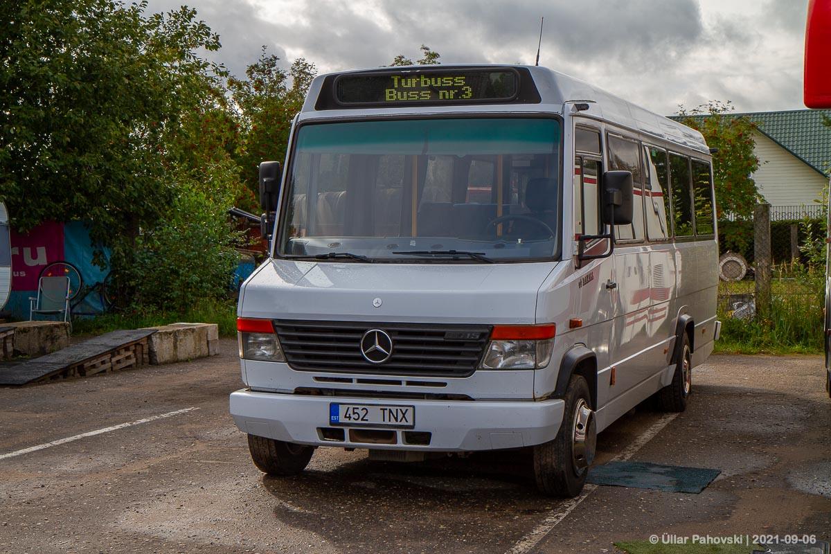 Tartu, Mercedes-Benz Vario O815D № 452 TNX