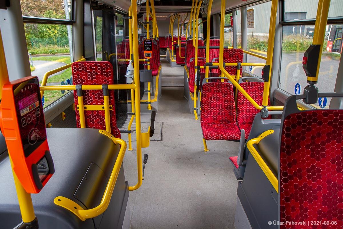 Tartu, Scania Citywide LFA CNG № 548