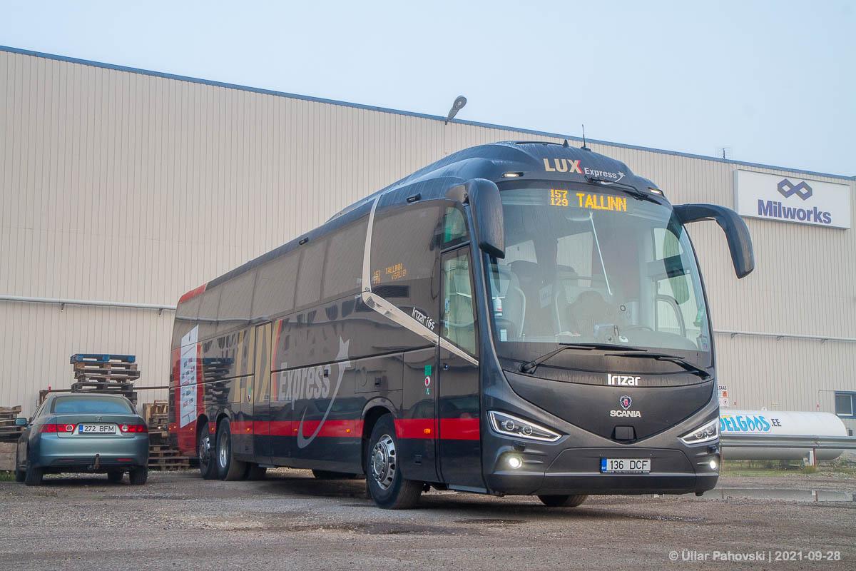 Tallinn, Irízar i6S 15-3,7 № 136 DCF