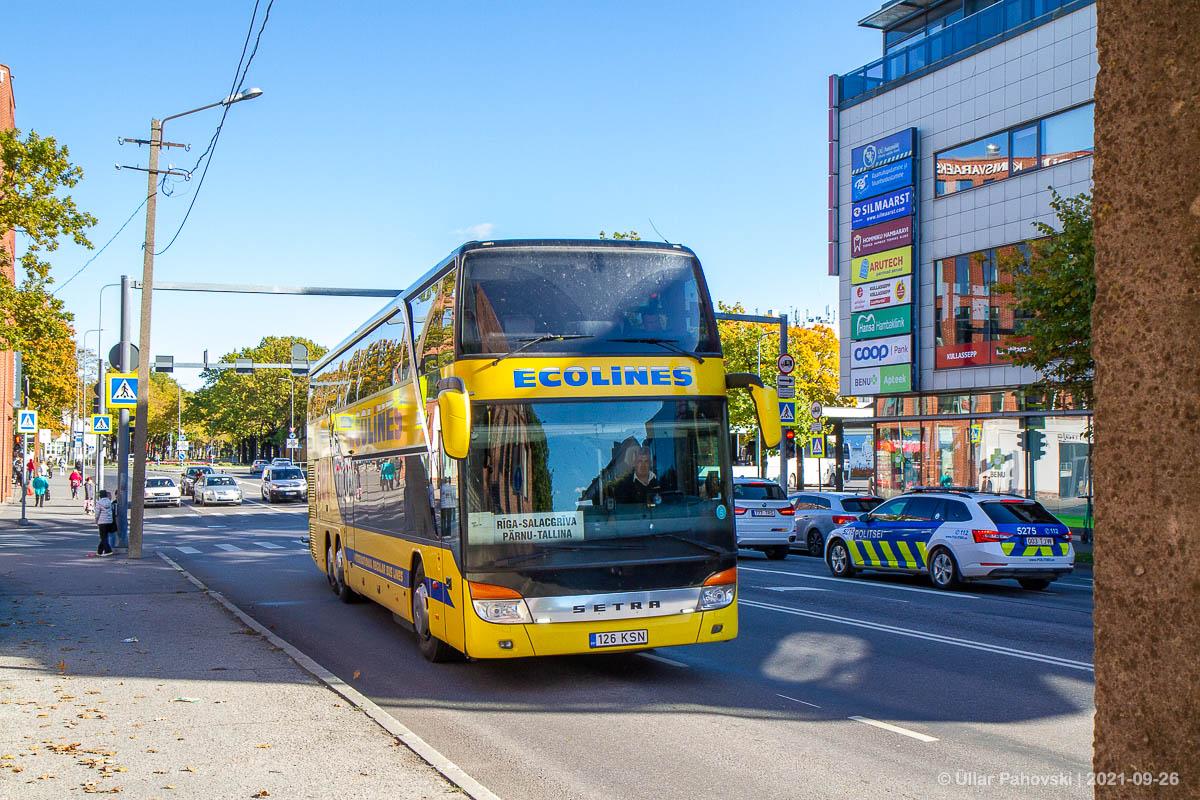 Tallinn, Setra S431DT № 410